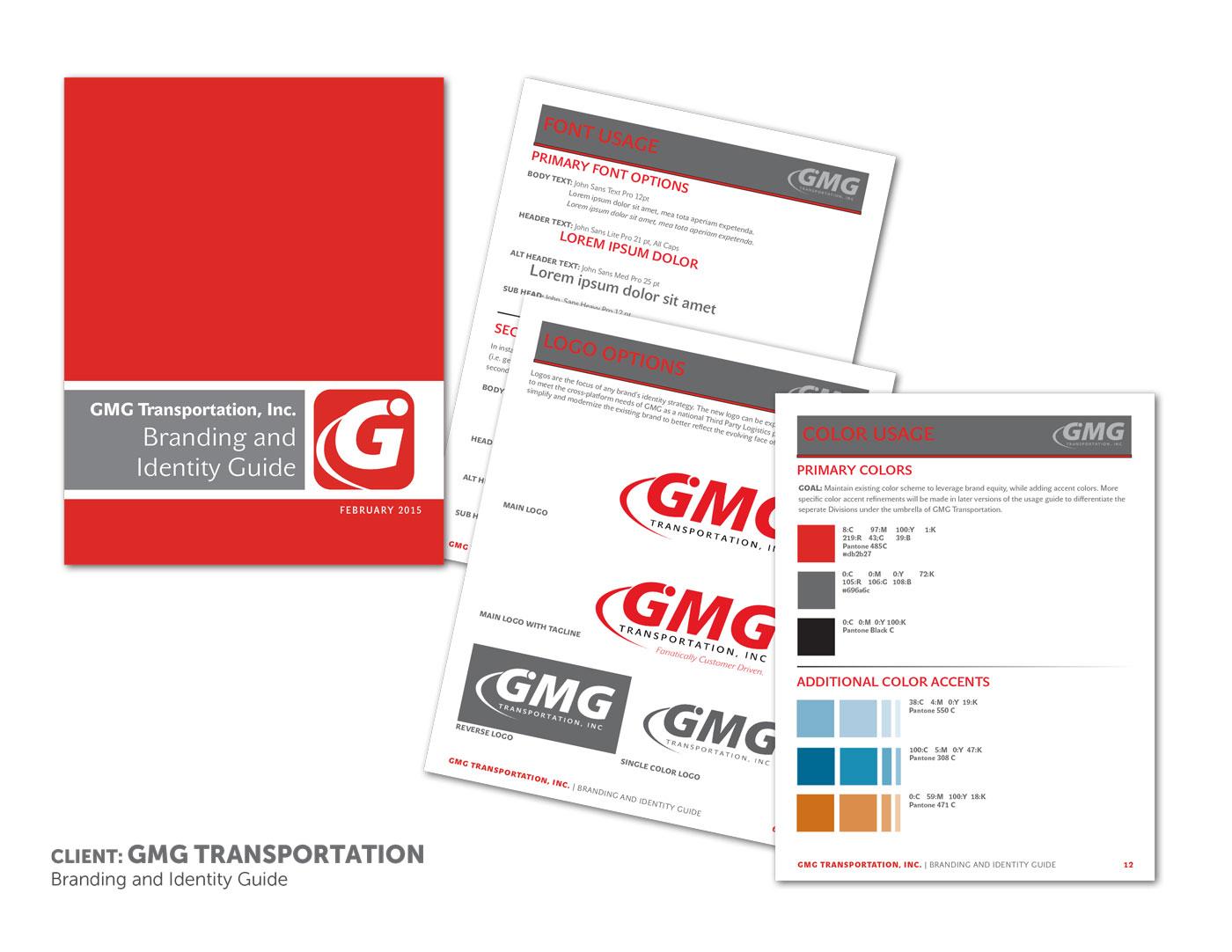 GMG Brand Identity